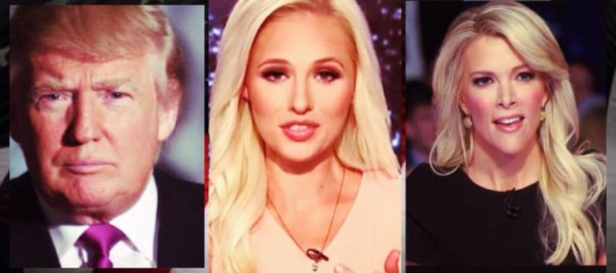 Oh SNAP! Tomi Lahren Is Sick Of Megyn Kelly – FIRES OFF ON HER! VIDEO