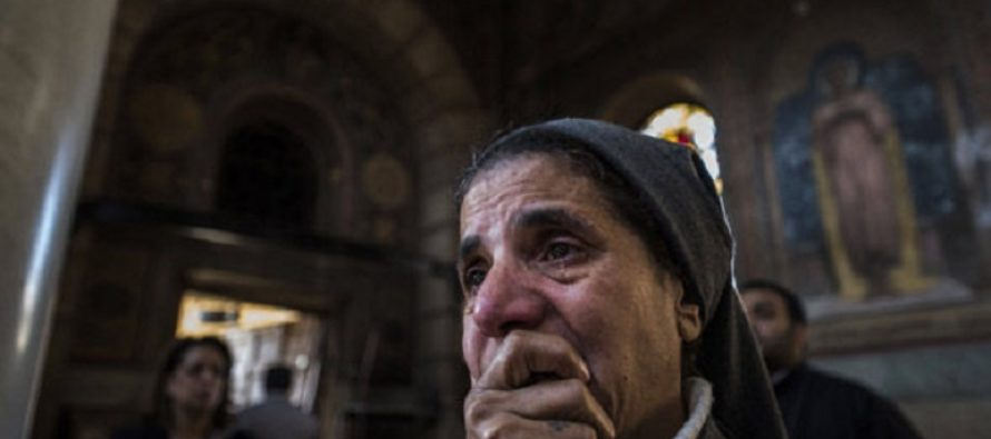 Egyptian JIHAD: Devout Muslims BOMB Cairo's Coptic Cathedral Killing At Least 25 [VIDEO]