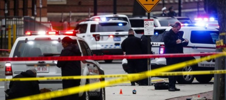 OSU Group Claims Terrorist Was Wrongly Killed: Justice Can't Come From A Cop's Bullet