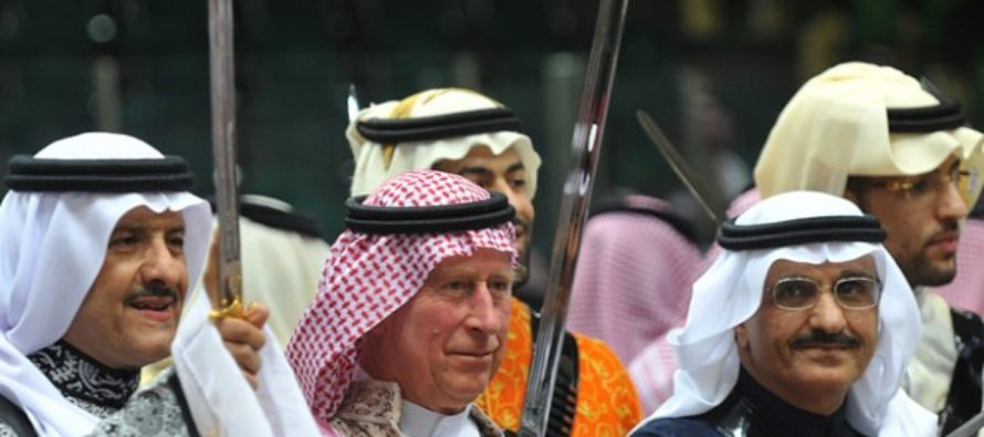 Prince Charles' Christmas Address takes Bizarre Turn, Focuses on Mohammed