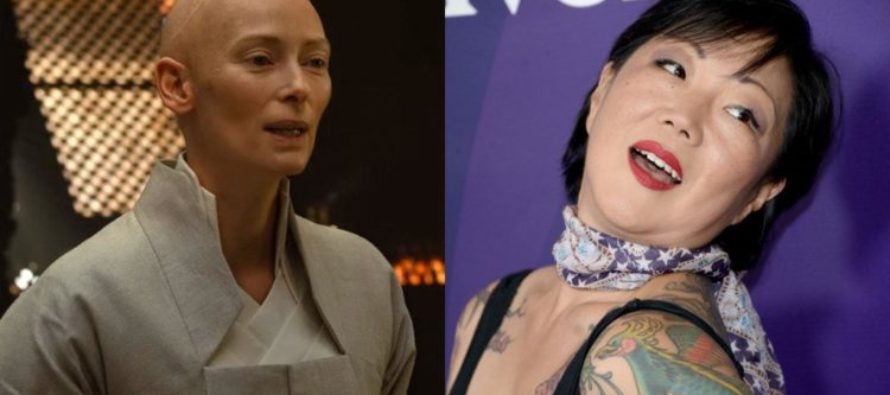 BOOM! Tilda Swinton LEVELS Race-Baiting Margret Cho And It's GLORIOUS!