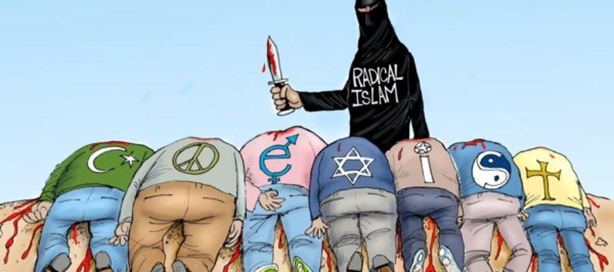 Coexist Myth (Cartoon)