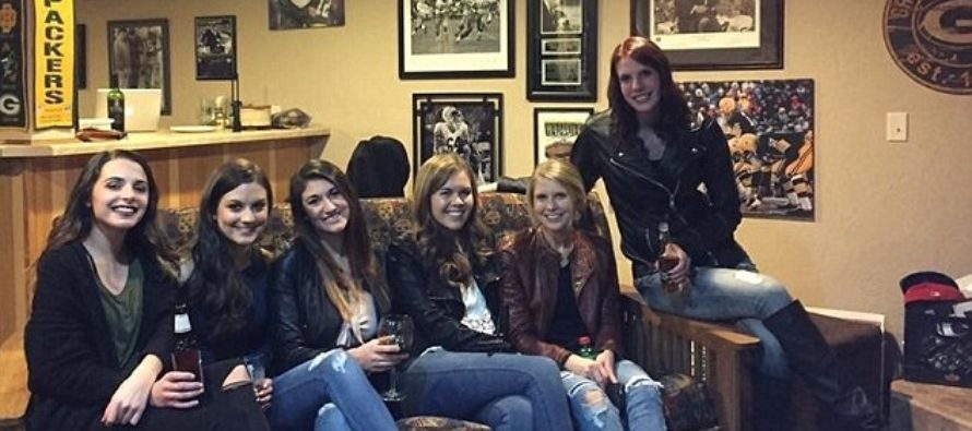 VIRAL: Photo of Six Girls on Couch Leaves Internet in Confusion