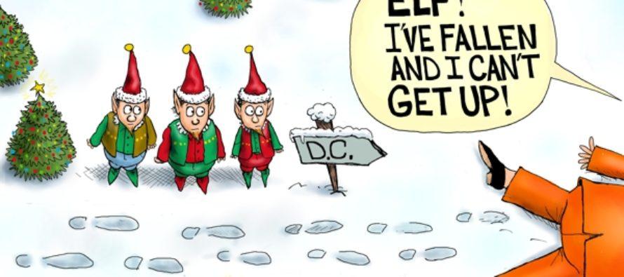 Merry Deplorable Christmas (Cartoon)