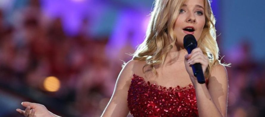 Talented 16 Yr-Old Jackie Evancho Accepts Invite To Perform At Inauguration – LIBERAL Claws ATTACK!