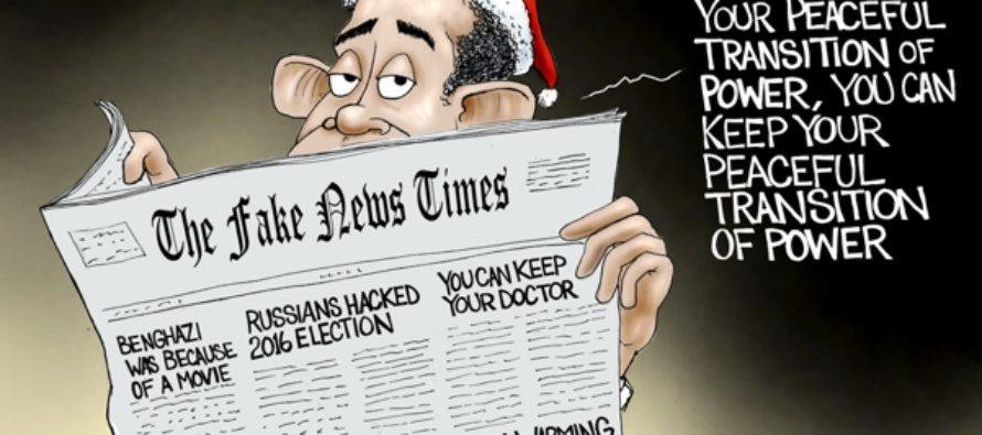 News They Can Use (Cartoon)