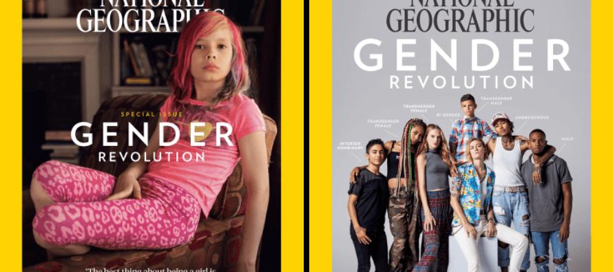 National Geographic's next big story: Transgender Children