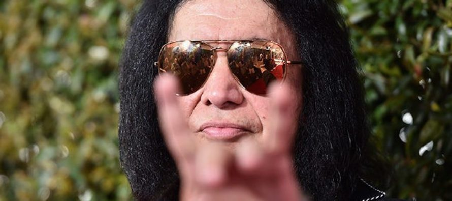 Gene Simmons: Celebrities Need to 'Shut Their Pie Holes' About Politics [VIDEO]