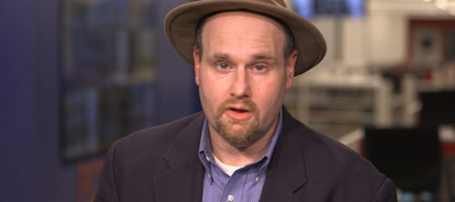 "New York Times Hires Self-Described ""Hack"" Glenn Thrush"