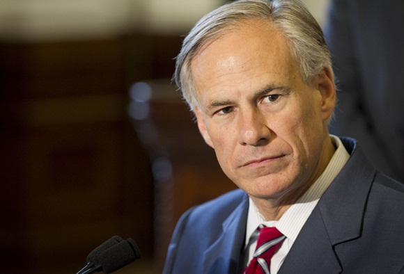 Governor-elect Greg Abbott speaks at a news conference at the Capitol on Wednesday November 5, 2014, the morning after he was elected. JAY JANNER / AMERICAN-STATESMAN