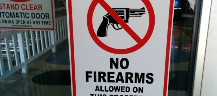 Lawmaker: If Concealed Carriers Get Injured In Obama's 'GUN FREE ZONE' They Can SUE!