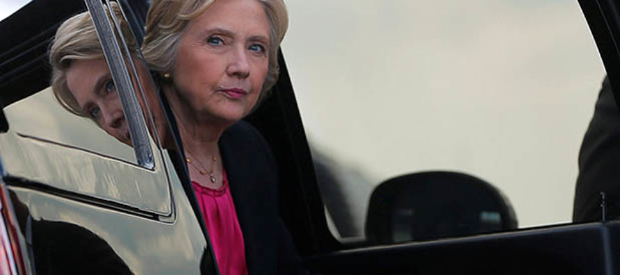 BREAKING: Hillary Emerges from Hiding – Makes Major Announcement [VIDEO]