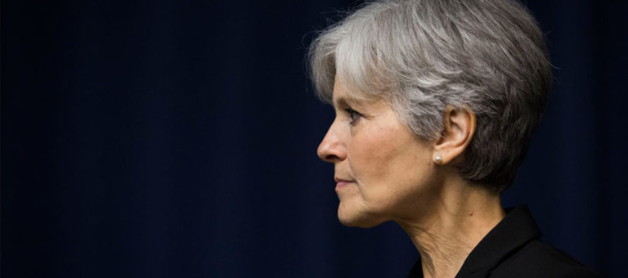 Thought she was gone? Jill Stein and Green Party to try new tricks [VIDEO]