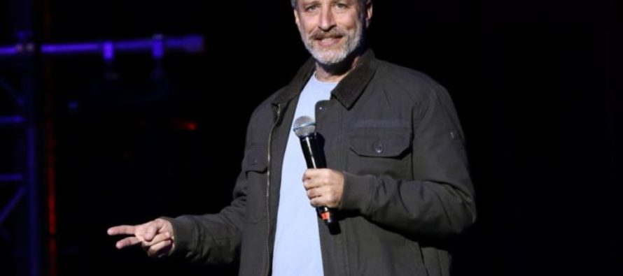 Jon Stewart OBLITERATES Trump Bashers in Most Epic Way Possible