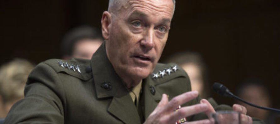 General Appointed By Obama Gives Epic One-Word Response On 'Mad Dog' Mattis