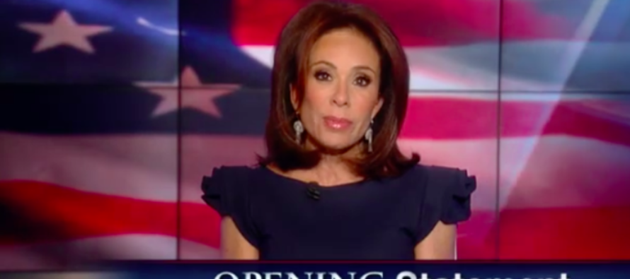 Judge Jeanine Brings It Home For Republicans: 'Trump Is Another Ronald Reagan' VIDEO