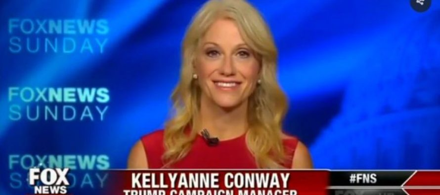 Liberal MSNBC Host, Rachel Maddow Gives Respect To Kellyanne Conway ON AIR! [VIDEO]
