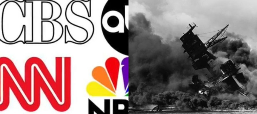 Mainstream Media BUSTED In LIE About Japanese Pearl Harbor Visit – It's Disgusting