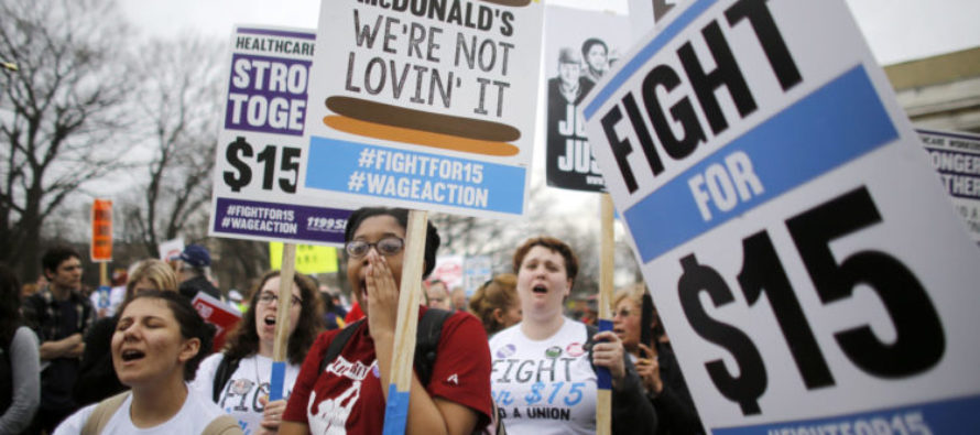 McDonald's Releases 'Touching Ad Campaign' In BOLD Move To Hit Back At #FightFor15 VIDEO