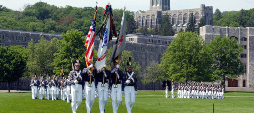 "West Point Cadets Forced To Sit Through ""Transgender Day Of Remembrance"""