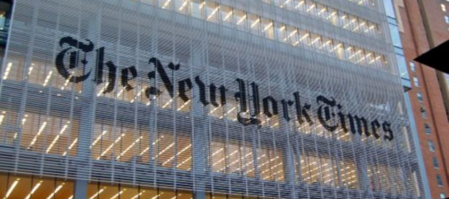 Gingrich Slams The NYT: Totally Fake Conspiratorial BS Stories [VIDEO]