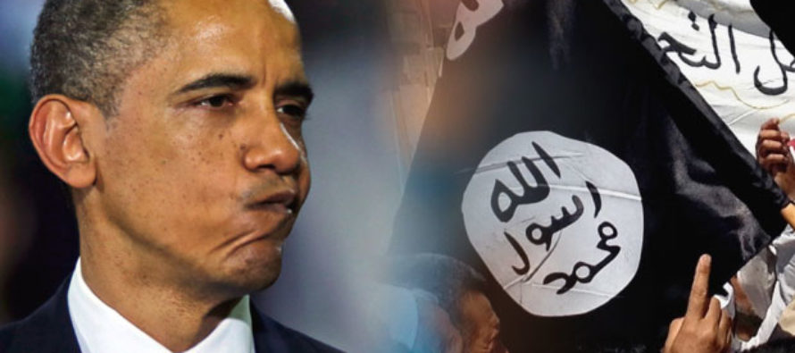 White House Issues HUGE Statement On ISIS Threat – They Knew, They Lied