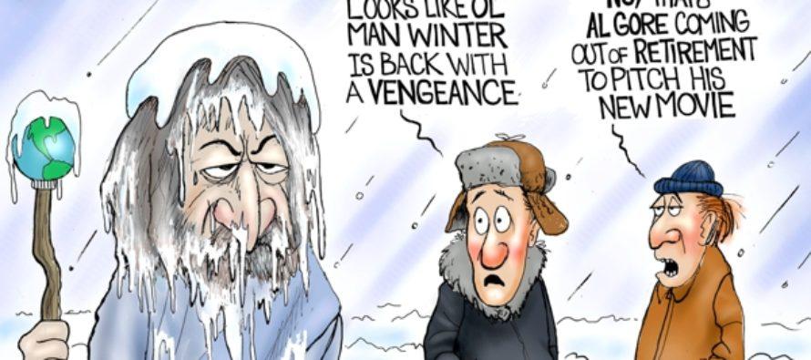 Old Man Winter (Cartoon)