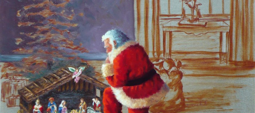 Yes, Virginia, There Is A Santa Clause