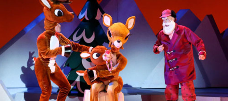 Rudolph the Red-Nosed Reindeer Denounced as Sexist