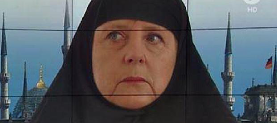 BREAKING: Germany Officially Calls for BURKA BAN