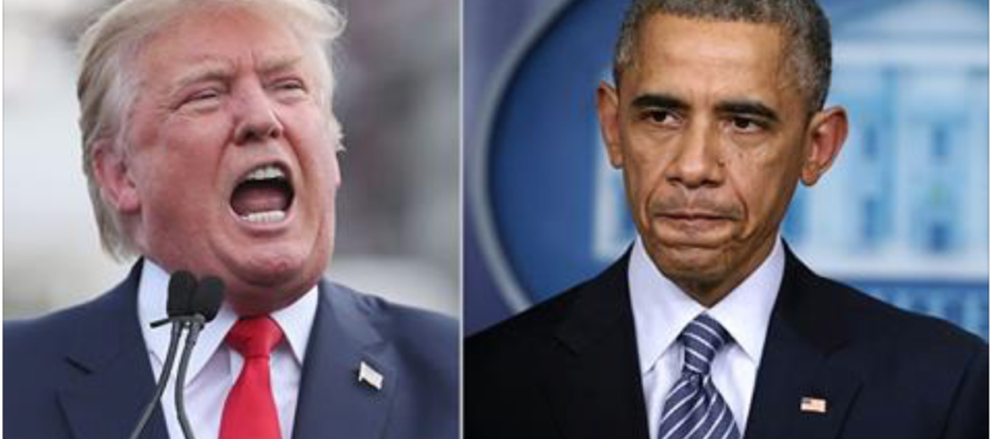 People Notice One DISTURBING Thing About Obama vs. Trump's Response to Terror Attacks