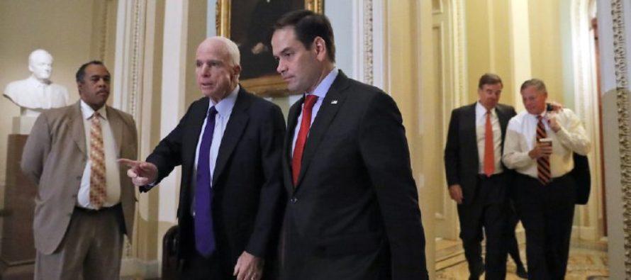 BOOM! Senate Just Delivered A VETO-Proof Bill To Obama's Desk He'll HATE!