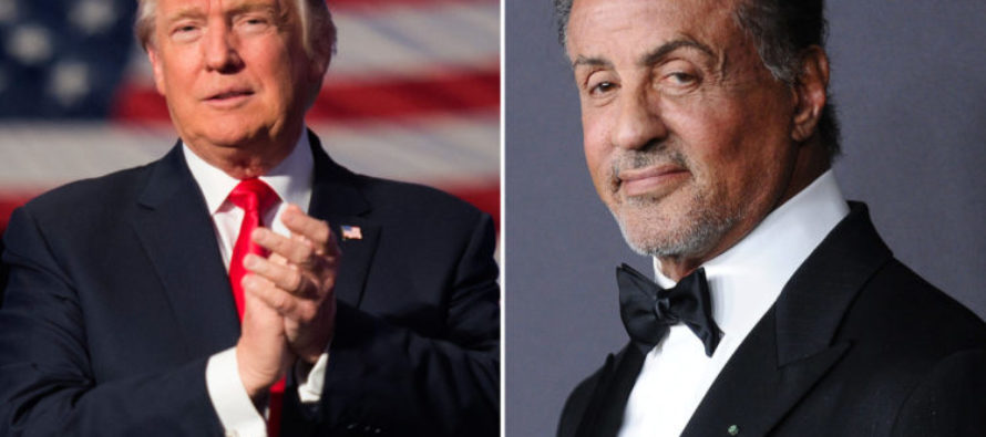 """Stallone Breaks SILENCE On His Trump Administration Role – Says He's """"Incredibly Flattered"""""""