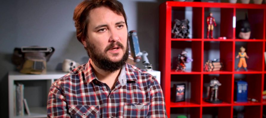 Celebrity Wil Wheaton: Because of Russian interference, we can't allow Trump to become President