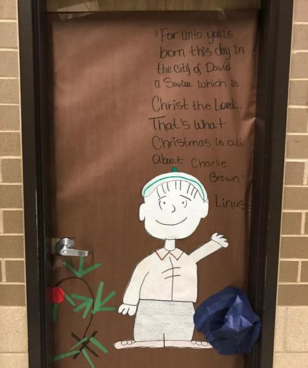 http://moonbattery.com/graphics/banned-charlie-brown-christmas-door