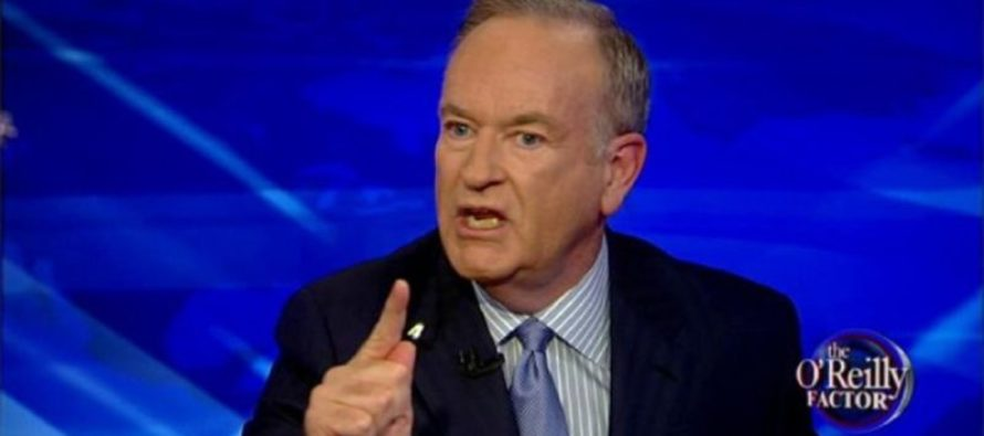 O'Reilly Is OUT [DETAILS] [VIDEO]