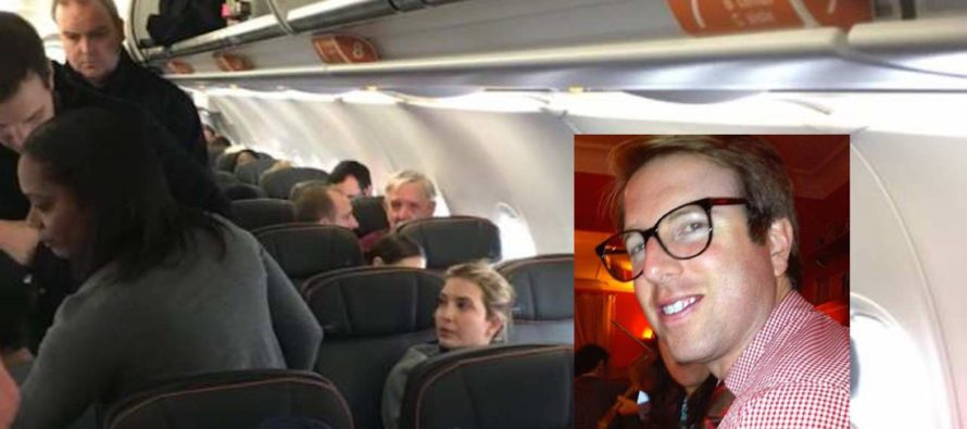 Gay Lawyer VERBALLY HARASSES Ivanka On JetBlue Flight, Secret Service 'Intervene' [VIDEO]