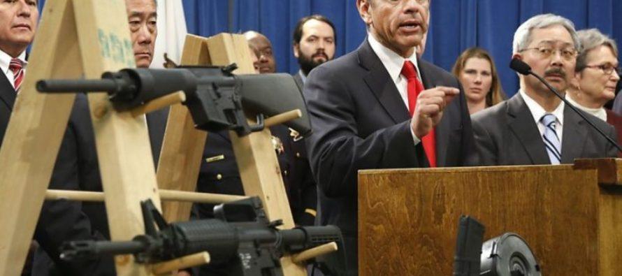 California Passes HARSH New Gun Law – Liberals In SHOCK When It BACKFIRES!