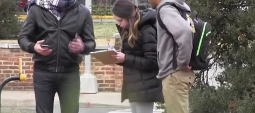 Liberal college students sign petition to BAN CHRISTMAS, the reason why is ridiculous [VIDEO]
