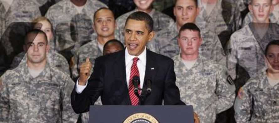 Obama Gives Farewell Address To Armed Forces – Urging Them To Rise Up Against Trump [VIDEO]