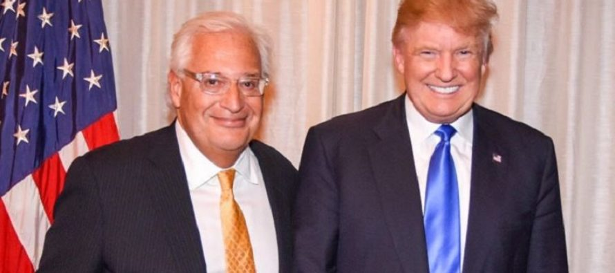 BOOM! Trump Sends STRONG Signal With His Pick For Ambassador To Israel – Liberals Will FUME!