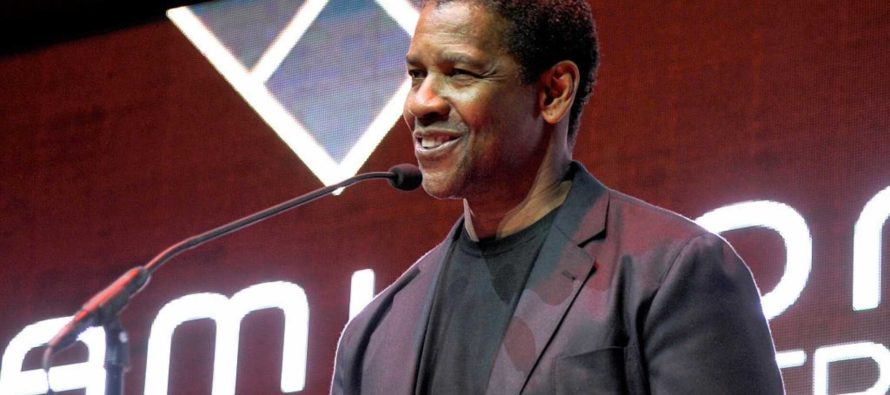 BOOM! Denzel Washington LEVELS Mainstream Media For Being Full Of BS!