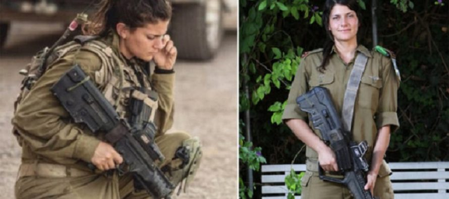 Wounded Female Soldier Does The UNTHINKABLE – Terrorists Messed With Wrong Girl!
