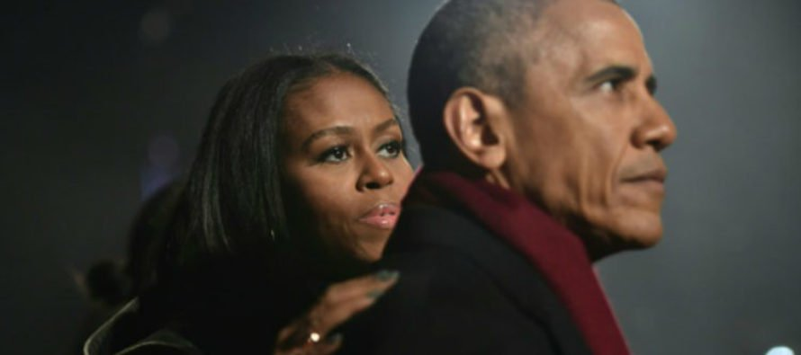 Michelle Obama Breaks Down, Says She's Lost All Hope VIDEO
