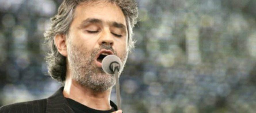 Famed Opera Singer Andrea Bocelli REJECTS Inauguration Invite After Liberals SHAME Him