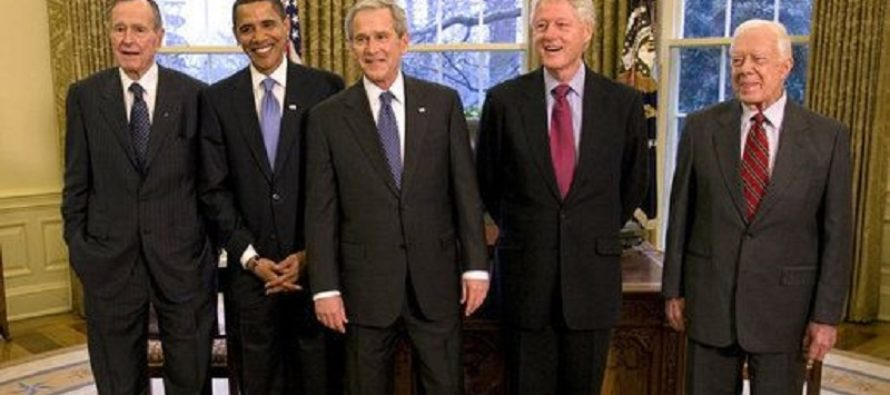 SERIOUSLY? Former Presidents Refusing To Attend Trump's Inauguration