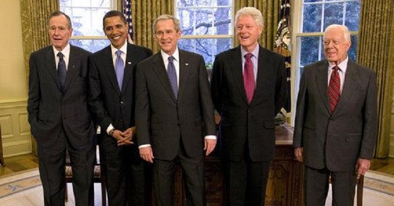 former-presidents