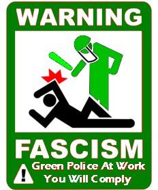 teach green-fascism