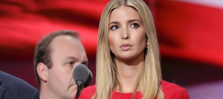 TRENDING: Liberals at PEAK Meltdown Over How Much Ivanka's Getting Paid At New Job