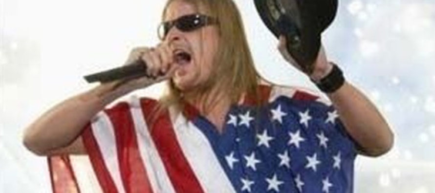 JUST IN: Kid Rock Launches Campaign Website, Hints At A Run For Senate!